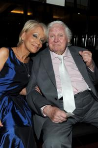 Lisi Russell and Ken Russell at the 35th Anniversary of the Who's