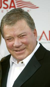 William Shatner at the 33rd AFI Life Achievement Award - A Tribute to George Lucas.