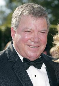 William Shatner at the 59th Annual Emmy Awards.