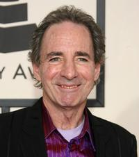 Harry Shearer at the 50th Annual Grammy Awards.
