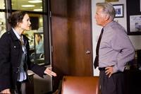 Jennifer Lopez and Martin Sheen in