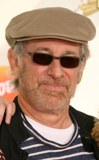 Steven Spielberg at the 20th Annual Kid's Choice Awards.