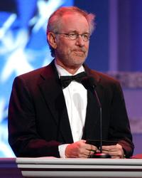 Steven Spielberg at the 59th Annual DGA Awards.