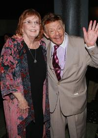 Anne Meara and Jerry Stiller at the after party of the premiere of