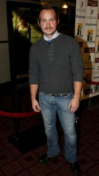 Corbin Allred at the Hollywood Film Festival's closing night premiere of