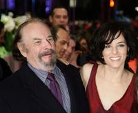 Rip Torn and Parker Posey at the premiere of