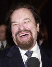 Rip Torn at the Los Angeles premiere