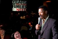 Robert Townsend at the L.A. Family Housing Gala Awards dinner.