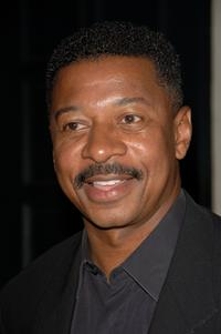 Robert Townsend at the launch party for