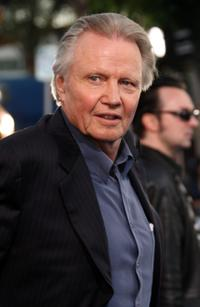 Jon Voight at the Paramount Pictures premiere of
