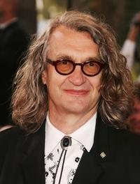 Wim Wenders at the 60th International Cannes Film Festival premiere of