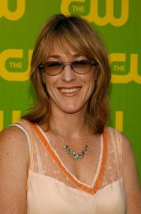 Kathleen Wilhoite at the CW Launch Party.