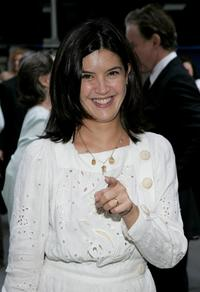 Phoebe Cates at the opening of