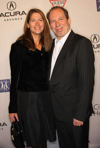 Suzanne Zimmer and Hans Zimmer at the Songs of Hope V benefit in California.