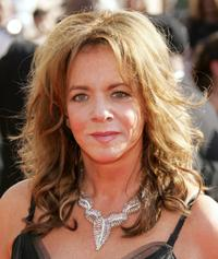 Stockard Channing at the 57th Annual Emmy Awards.