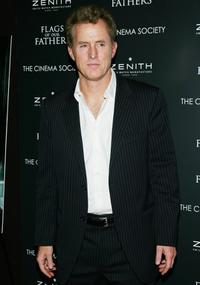 John Slattery at the Cinema Society & Zenith Watches screening of