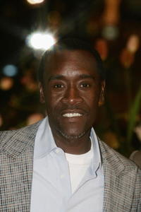 Don Cheadle at the Berlin premiere of