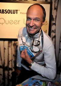 Malcolm Stewart at the Queer Lounge closing night party during the 2009 Sundance Film Festival.