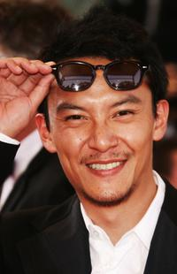 Chang Chen at the Palais des Festivals during the 60th International Cannes Film Festival, attends the premiere for
