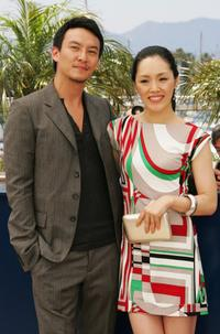 Chang Chen at the photocall for the film