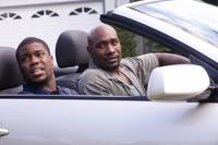 Kevin Hart as Tree and Morris Chestnut as Dave Johnson in