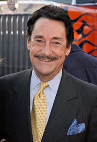 Peter Cullen at the premiere of