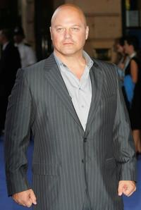Michael Chiklis at the World premiere of
