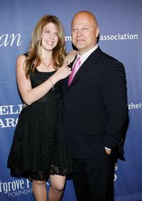 Michael Chiklis and his daughter Autumn at the Alzheimers Association's 15th Annual