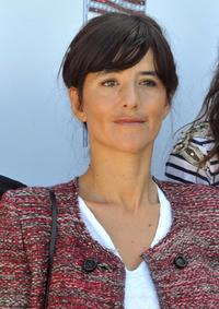 Romane Bohringer at the 35th edition of the American Film Festival of Deauville.