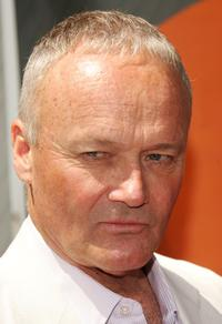 Creed Bratton at the NBC Upfronts.