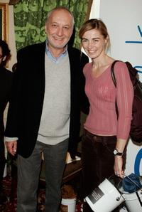 Francois Berleand and Anne Consigny at the