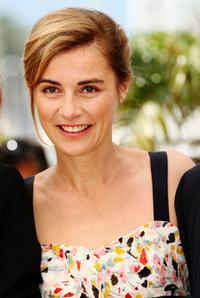 Anne Consigny at the photocall of