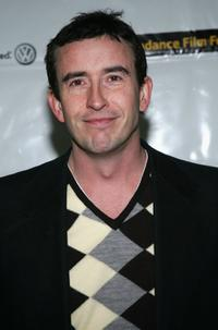 Steve Coogan at the Opening Night of