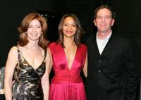 Dana Delany, Carmen Ejogo and Timothy Hutton at the premiere screening of