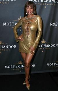 Vivica A. Fox at the 2007 BET Awards after party.
