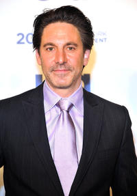 Scott Cohen at the 2011 USA Upfront in New York.