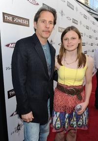 Gary Cole and Mary Cole at the California premiere of