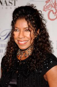 Natalie Cole at the Angel Ball 2005.