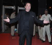 Rishi Kapoor at the Indian Television Colors