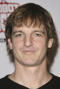 William Mapother at the Robot Chicken DVD Launch Party.