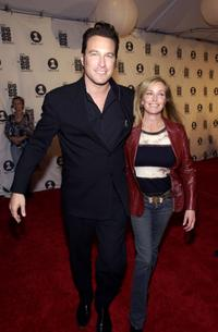 John Corbett and Bo Derek at the VH1 Big In 2002 Awards.