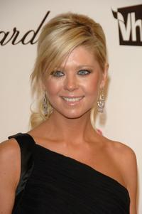 Tara Reid at the 16th Annual Elton John AIDS Foundation Academy Awards viewing party.