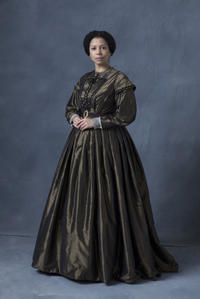 Gloria Reuben as Elizabeth Keckley in