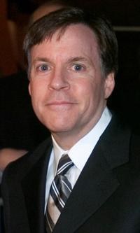 Bob Costas at the Grand Opening Gala of the Muhammad Ali Center.