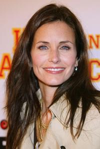 Courteney Cox Arquette at the Hollywood premiere of