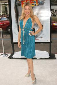 Elizabeth Daily at the premiere of