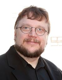 Guillermo del Toro at the world premiere of