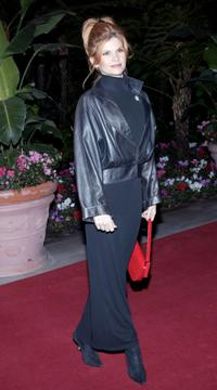 Lolita Davidovich at the 2003 7th Annual Golden Satellite Awards.