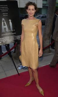 Embeth Davidtz at the special screening of the new movie