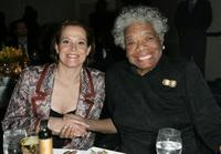 Sigourney Weaver and Maya Angelou at the 2009 Straight for Equality awards.